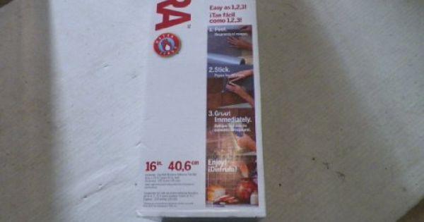 Bondera 16 In Countertop Tile Mat Set Item 4330 Model Bon Ct 16 Upc 048444001689 Mosaic Personal Care Easy