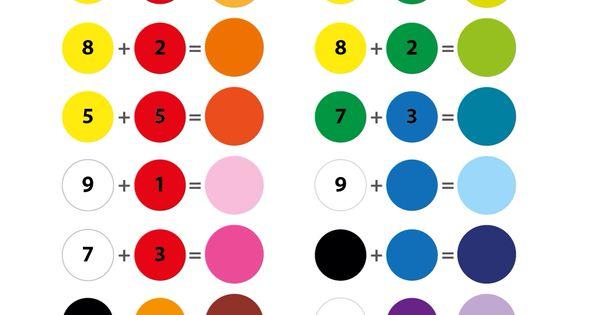Mezclas de colores jumping clay jumping clay pinterest jumping clay mezclilla de colores - Mezcla de colores para pintar ...