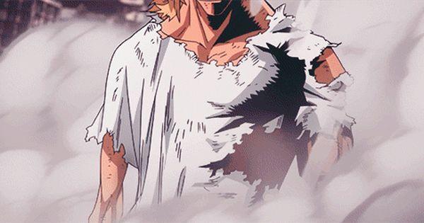 Boku No Hero Academia All Might My Hero Academia Manga My
