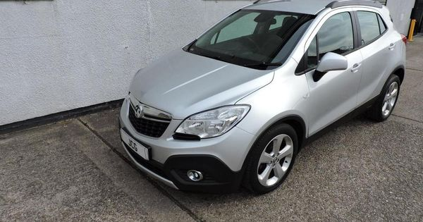 Ebay 14 Vauxhall Mokka 1 7cdti Exclusiv Damaged Salvage