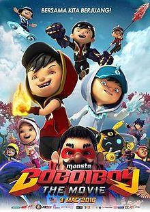 Boboiboy The Movie Galaxy Movie Animated Movies Movies 2016