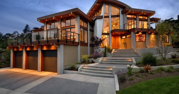 Waterfront House Plans In Beautiful British Columbia
