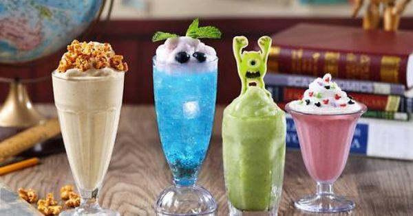 Monsters U Drinks Hong Kong Disneyland Food Hong Kong Disneyland Disneyland Food