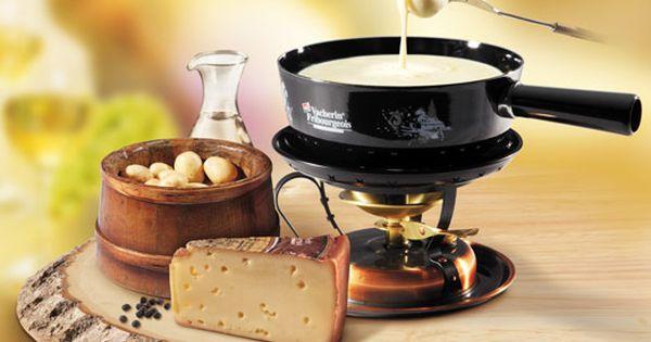 fondue au vacherin fribourgeois aop sans vin blanc avec de l 39 eau recettes fondue pinterest. Black Bedroom Furniture Sets. Home Design Ideas