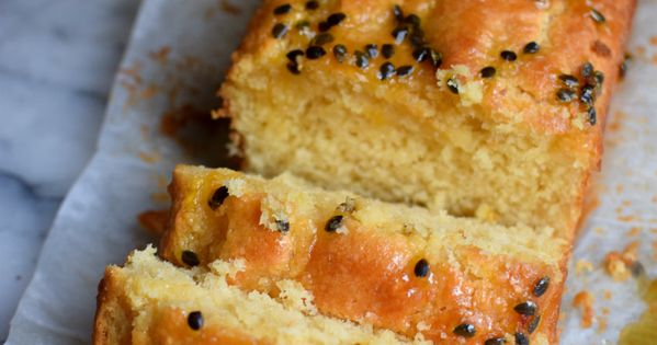 Lemon Passionfruit Loaf | Food & Drink that I love | Pinterest | Lemon