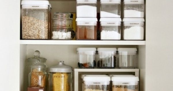 Envious Of This Extremely Well Organized Kitchen Cabinet