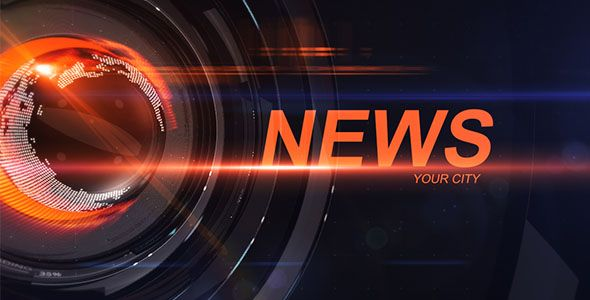 You Can Use This Project As News Intro For Your Channel Let Me Know If You Need Other Elements Of News Broadcast New Background Images Intro New Backgrounds