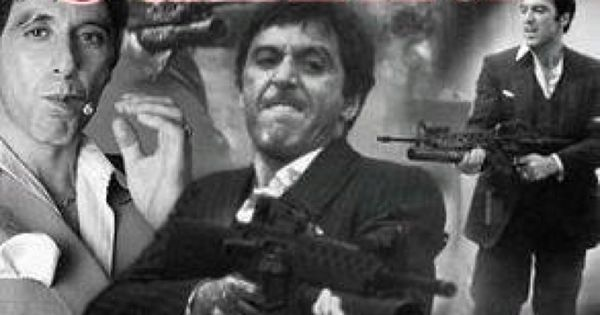 And What My Favorite Character Scarface Pinterest Films