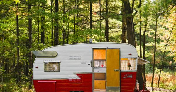 Vintage 1962 Shasta Travel Trailer - beautifully restored in RVs & Campers