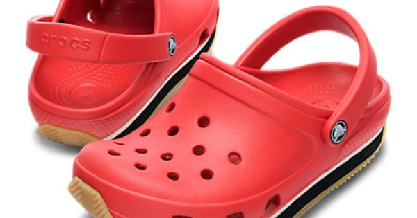 Kids' Crocs Retro Clog, size 8/9, J1