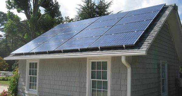 Grid Tied Grid Connected Off Grid What S The Difference Backwoods Home Magazine Solar Panels Solar Renewable Solar