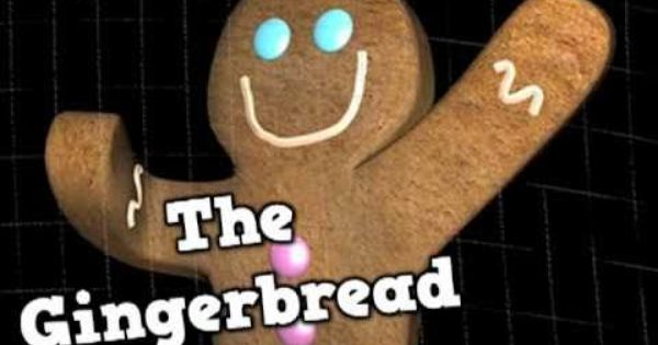 Gingerbread man youtube