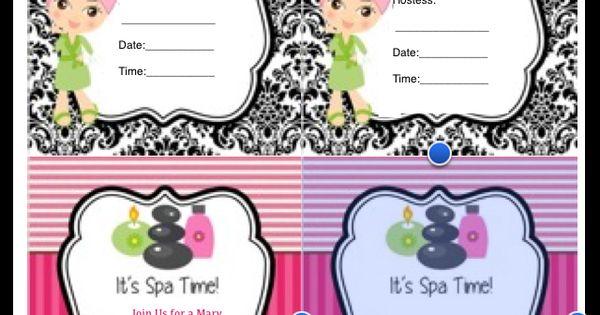 mary kay invite  so cute        marykay ca  smcneely