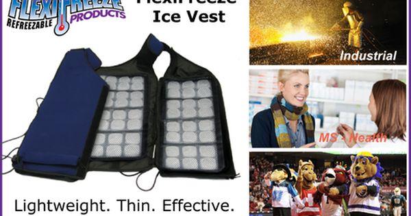Ice Vest For Ms Ice Vest Cooling Vest