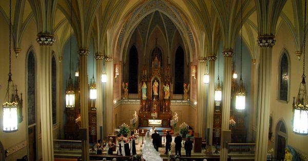 St Mary's Catholic Church, Memphis, TN shivleyphoto.com | Memphis Weddings | Pinterest | Memphis ...