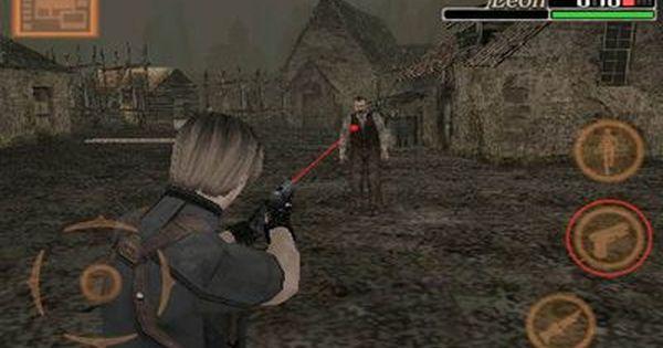 Baixe O Jogo Biohazard 4 Mobile Resident Evil 4 Para Android