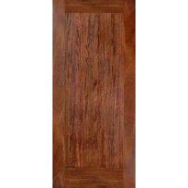 Ma110 1 Panel Shaker Flat Panel No Sticking Mahogany Interior Door 1 3 4 Doors Interior Mahogany Doors Interior Wood Doors Interior