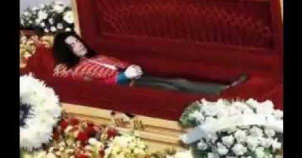 Michael Jackson in his Coffin | MICHAEL. JACKSON ...