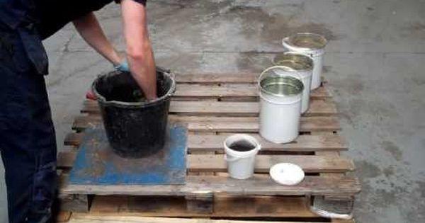 gips estrich beton harz f rben mit farbpartikel farbe youtube basteln pinterest cement. Black Bedroom Furniture Sets. Home Design Ideas