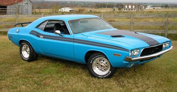 1972 Dodge Challenger picture, exterior