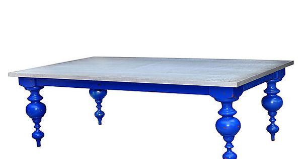 Maxwell Dining Table Blue Dining Tables Dining Table Home
