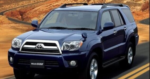 Toyota Hilux Surf For Sale In Pakistan Multan With Images
