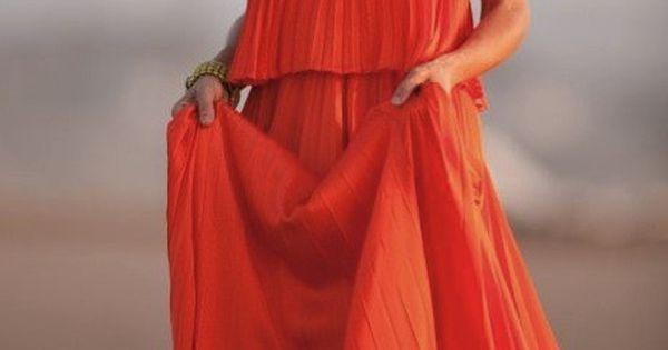 poppy maxi dress
