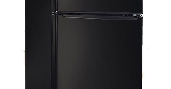 Teal Mini Fridge Home Depot: Igloo 3.2 Cu. Ft. 2-Door Refrigerator And Freezer
