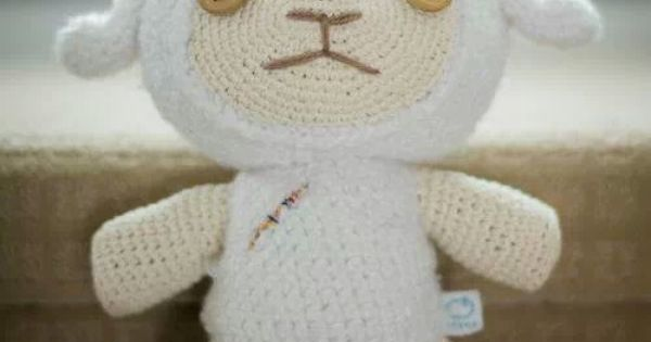 Lamb, Toys and Crochet on Pinterest