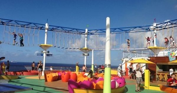 10 Reasons To Sail On The Carnival Breeze Cruise Ship With Images