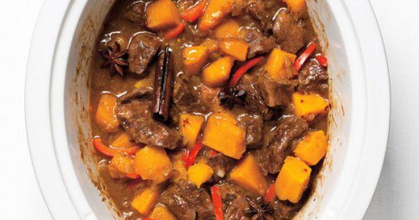 Boeuf asiatique la mijoteuse recettes ricardo pas de - Ricardo cuisine mijoteuse ...