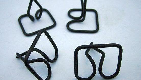 For Ford Body Belt Moulding Hood Side Moulding Fasteners 20 Wire Clips 358107 Ebay Door Belts Fasteners Ford