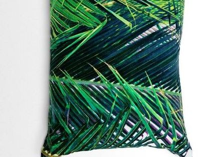 Update your scatter cushions with a luscious, leafy vibe. Jangala has the tropical ...