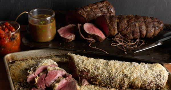 Pin By Epicurious On Christmas Recipes Beef Tenderloin Recipes Beef Tenderloin Roast Recipes Beef Tenderloin