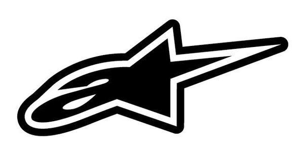alpinestar logo coloring pages - photo#25