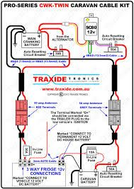 Image Result For 4wd 12v Electrical Setup Trailer Wiring