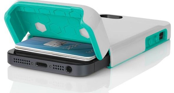 INCIPIO STASHBACK Hybrid Case w/ Credit Card Slot