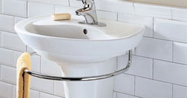 American Standard 0268 Ravenna WallMount Wall Mount Bathroom Sink ...