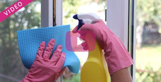 Enlever de la moisissure facilement recette de nettoyant for Moisissure fenetre