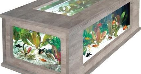 Table Basse Aquatable 100x63 Aspect B 233 Ton Cir 233 Table Basse Aquarium Table Basse Deco