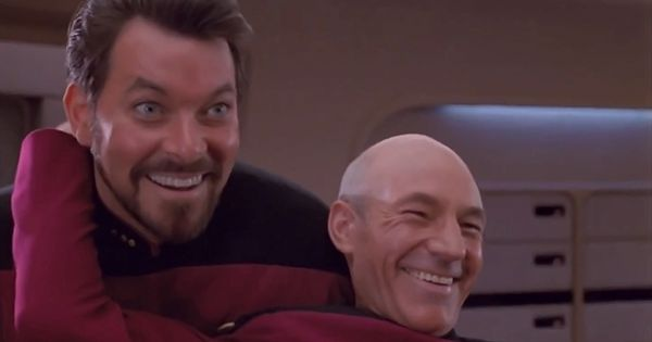 Gag Reels from Star Trek: The Next Generation