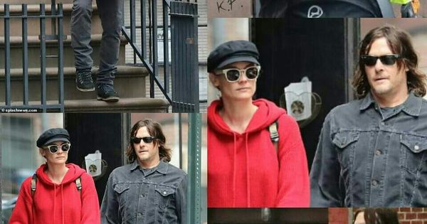 Diane Kruger And Norman Reedus Engaged