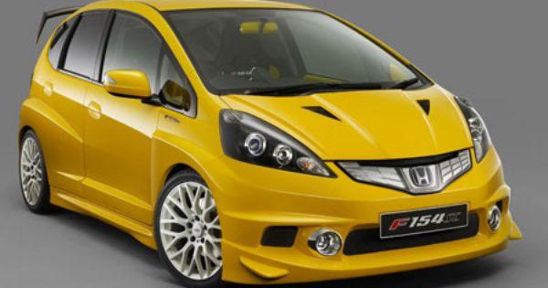 Honda Jazz Mugen Photos News Reviews Specs Car Listings Honda Jazz Honda Fit Honda Fit Modified