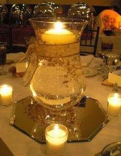 50th Wedding Anniversary Table Ideas 50th Anniversary Cent
