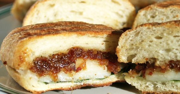 Gojee - Bacon Jam and Cheese Panini by The Perfect Pantry | Recipe ...