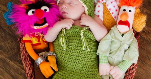Baby Froggy Earflap Beanie And Cocoon Set 2014 Diy