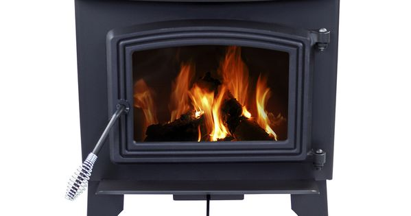 700 Shop Pleasant Hearth 1 200 Sq Ft Wood Stove At Lowes