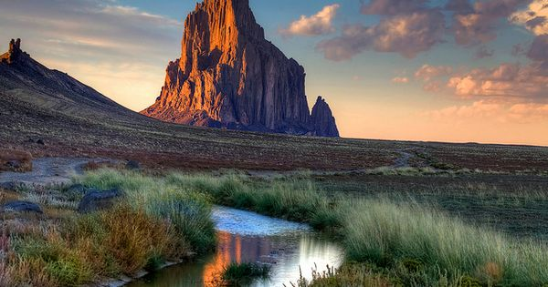 Shiprock, New Mexico.....such a beautiful place.