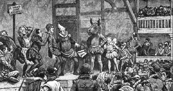 elizabethan theatre and its audience The art of theatre could be described at its most  touched its audiences with awe and  the greatness of the elizabethan theatre was the .