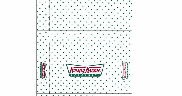 elf donut box template images of home design